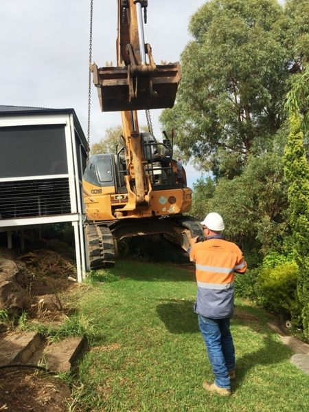 Earthmoving Service Adelaide